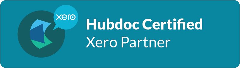 Hubdoc Certification Logo